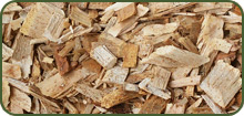 Oak Hardwood Chips #2203